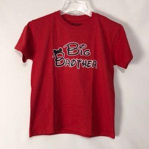 🆕 Disney Trip BIG BROTHER Tee M